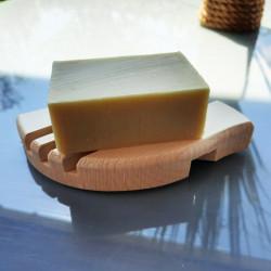 porte-savon + savon à froid