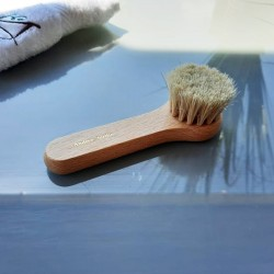 brosse nettoyante visage