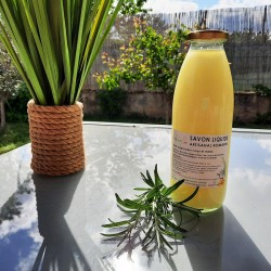 savon liquide artisanal